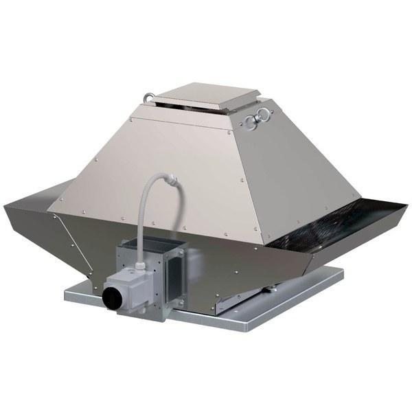 Дымоудаление Systemair DVG-V 560D4/F400 IE3