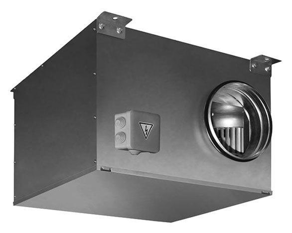 Канальный вентилятор Shuft ICFE 250 VIM