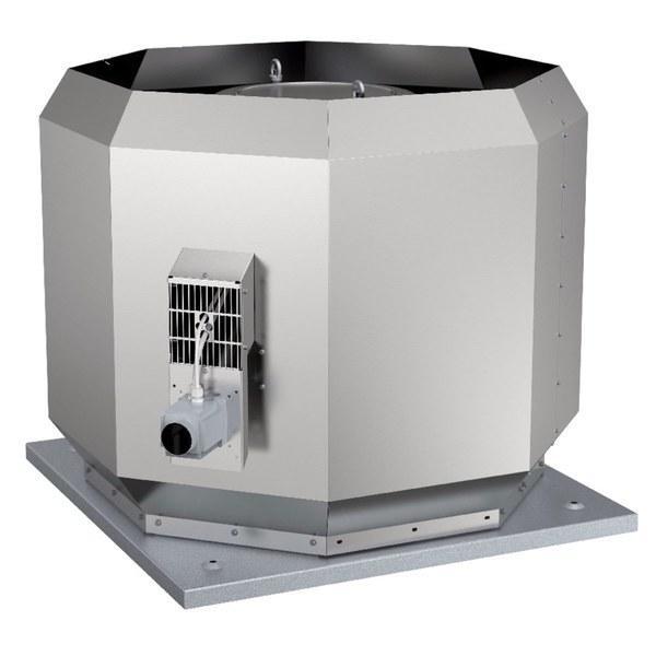 Дымоудаление Systemair DVV 630D4-XM/F400 smoke extr