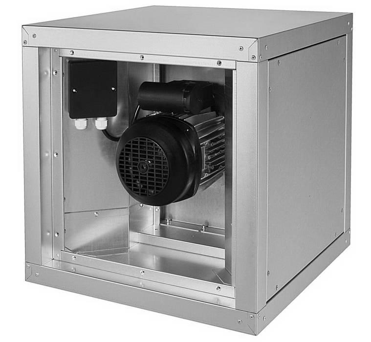 Жаростойкий (кухонный) вентилятор Shuft IEF 630