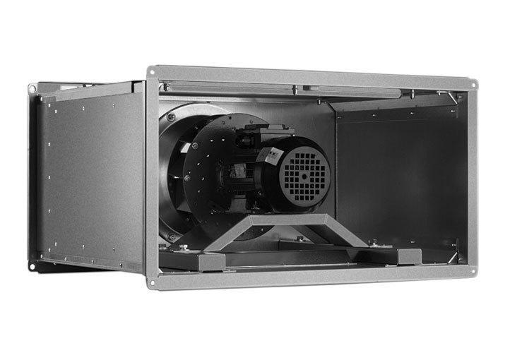 Канальный вентилятор Shuft 600x300-25-0,75-2