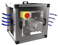 Жаростойкий (кухонный) вентилятор Systemair MUB/T-S 025 315D2 IE3