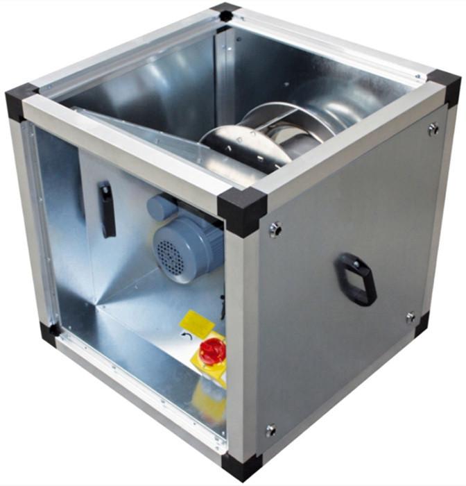 Жаростойкий (кухонный) вентилятор Systemair MUB/T 025 355E4