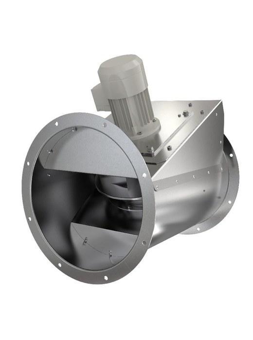 Жаростойкий (кухонный) вентилятор Systemair AxZent 450D2 IE3