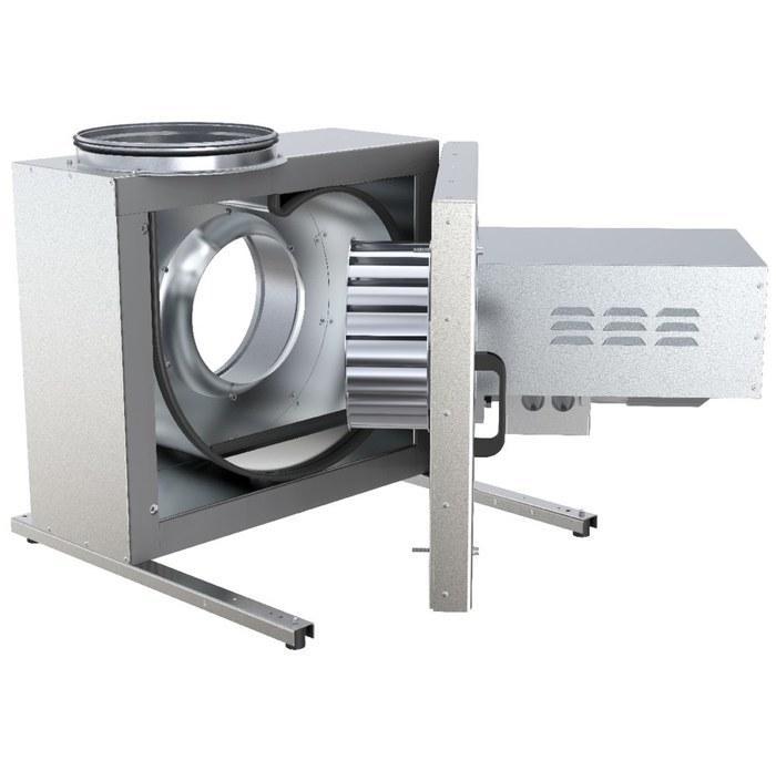 Жаростойкий (кухонный) вентилятор Systemair KBT 160EC Thermo fan