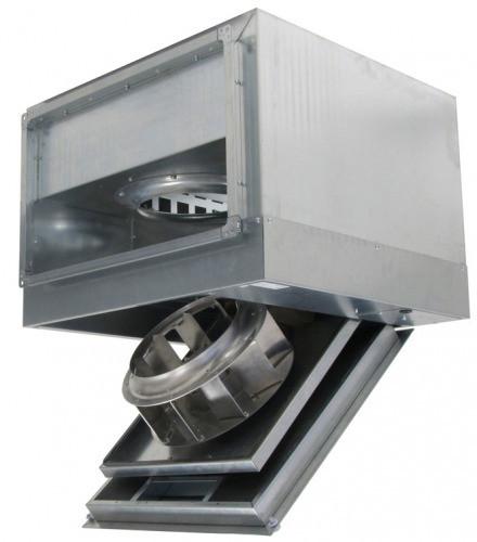Канальный вентилятор Soler & Palau IRAT/4-450