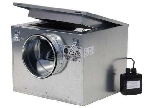 Канальный вентилятор Soler & Palau CAB-100 R6