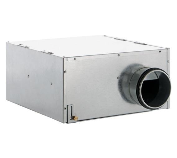 Канальный вентилятор Vortice CA-IL 100 QUIET