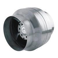 Канальный вентилятор Mmotors ВOK 120/100 Т 150 м3/ч с обратным клапаном