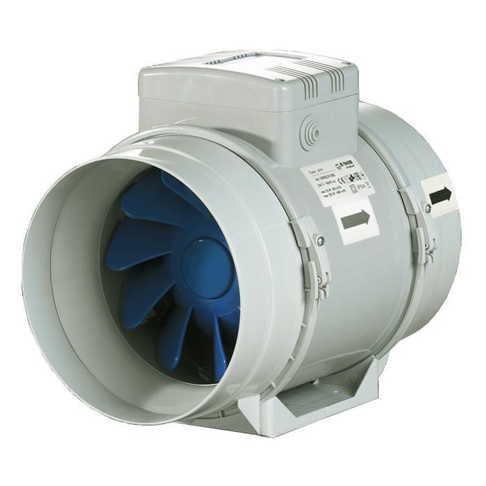 Канальный вентилятор Blauberg Turbo EC 100