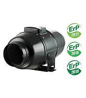 Канальный вентилятор Vents ТТ Сайлент-М 125 ЕС