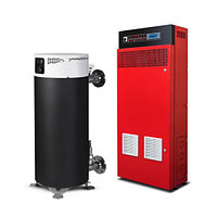 Промышленный электрический проточный водонагреватель Невский АВП-Нп-425 КН-5