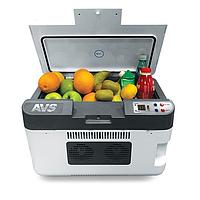 Термоэлектрический автохолодильник AVS CC-24WBC(программное цифровое управление, USB-порт) 24л 12V/24V/220V