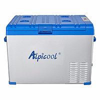 Автохолодильник компрессорный Alpicool A40 (40 л.) 12-24-220В синий