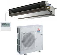 Полупромышленная сплит-система канального типа Mitsubishi Electric PEAD-RP100 JAQ/PU-P100 VHA/YHA