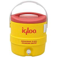 Термоэлектрический автохолодильник Igloo 10 Gal 400 series yellow