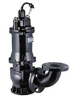 Фекальный насос LEO 50WQD8-20-1.5, (1.5кВт, 25м3/ч, H-22м, d патр.50мм, до 20мм)
