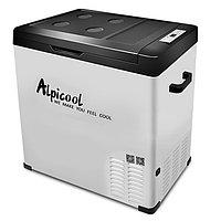 Компрессорный автохолодильник Alpicool C75 (75 л.) 12-24-220В черный