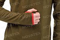 Толстовка Novatex Шарк (фактурный флис, хаки) Grayling (5523НОВ-56-58-182-188=(56-58, 182-188))