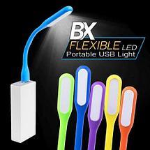 USB-подсветка светодиодная для электронных устройств [1,2 Вт] (Розовый), фото 2