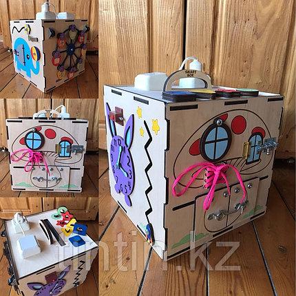 Бизикуб Master Box 29х29х29 см, фото 2