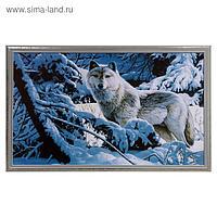 """Картина """"Волк"""" 66х106см"""