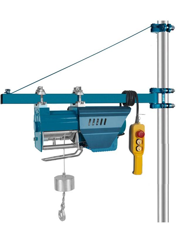 Таль электрическая подвесная TOR BLDN-YT-STL 180/360H 35м высокоскоростная