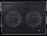 TRUST 20104 подставка для ноутбука охлаждающая Notebook Cooling Stand Azul  (Black), фото 3