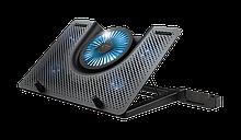 TRUST 23581 подставка для ноутбука охлаждающая GXT 1125 Quno черный