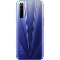 REALME 6 8+128GB blue смартфон (20018gbblue)