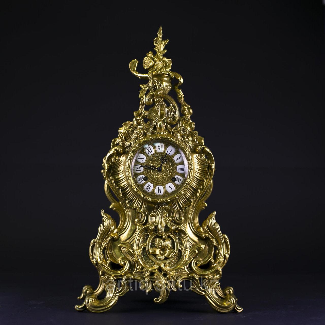 Часовой гарнитур в стиле Неорококо Часовая мастерская Franz Hermle & Sohne - фото 3