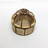 Казахские сувениры. Подарки с казахским орнаментом. Шанырак