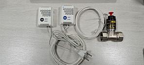 Двухкомпонентная система контроля загазованности «Кристалл-2-(СН4+СО)-Мини»