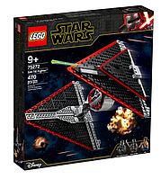LEGO возраст 9+: Истребитель СИД ситхов Star Wars 75272