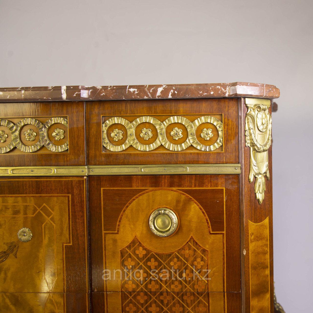 Комод в классическом дворцовом стиле. Италия. I половина- середина XX-го века века - фото 5