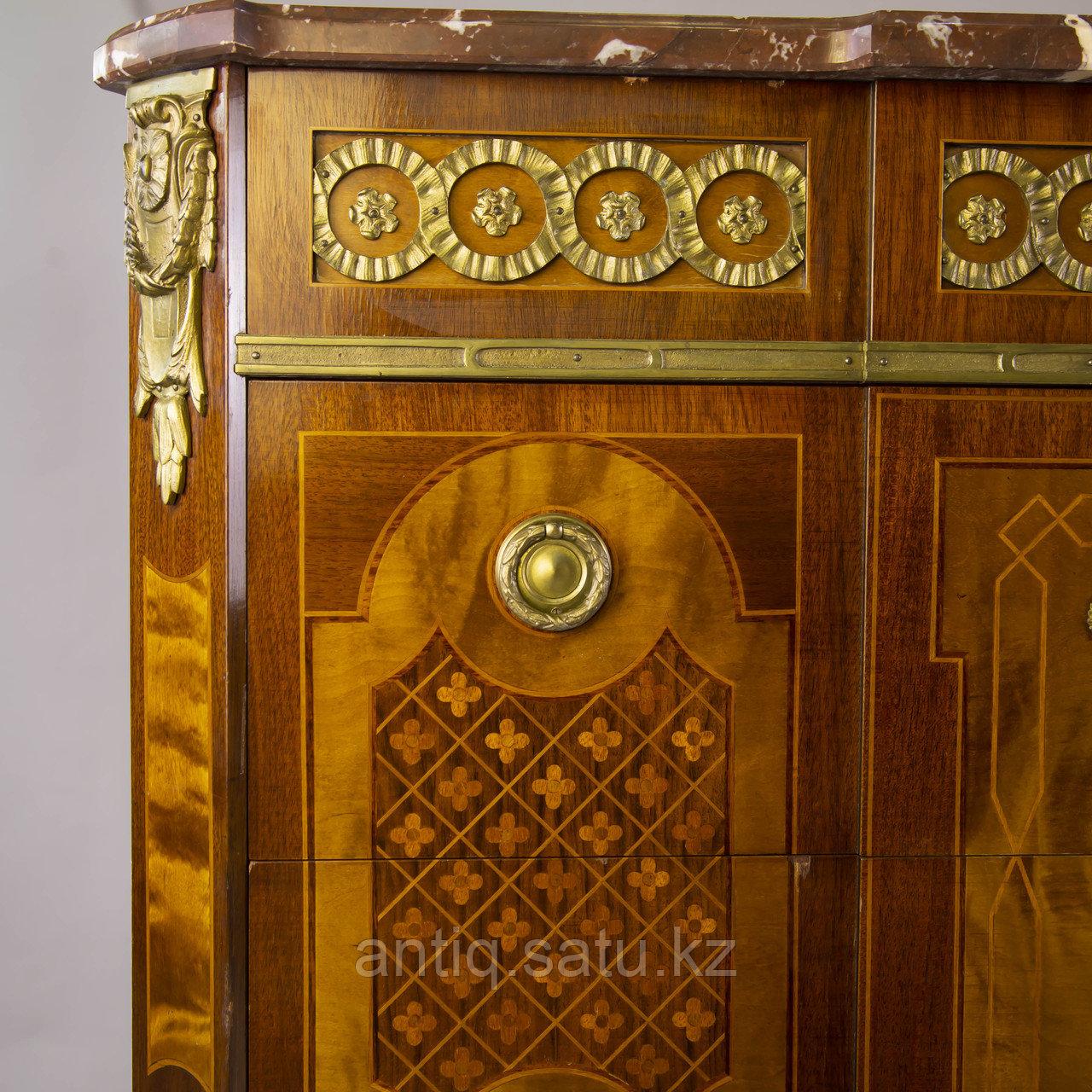 Комод в классическом дворцовом стиле. Италия. I половина- середина XX-го века века - фото 7