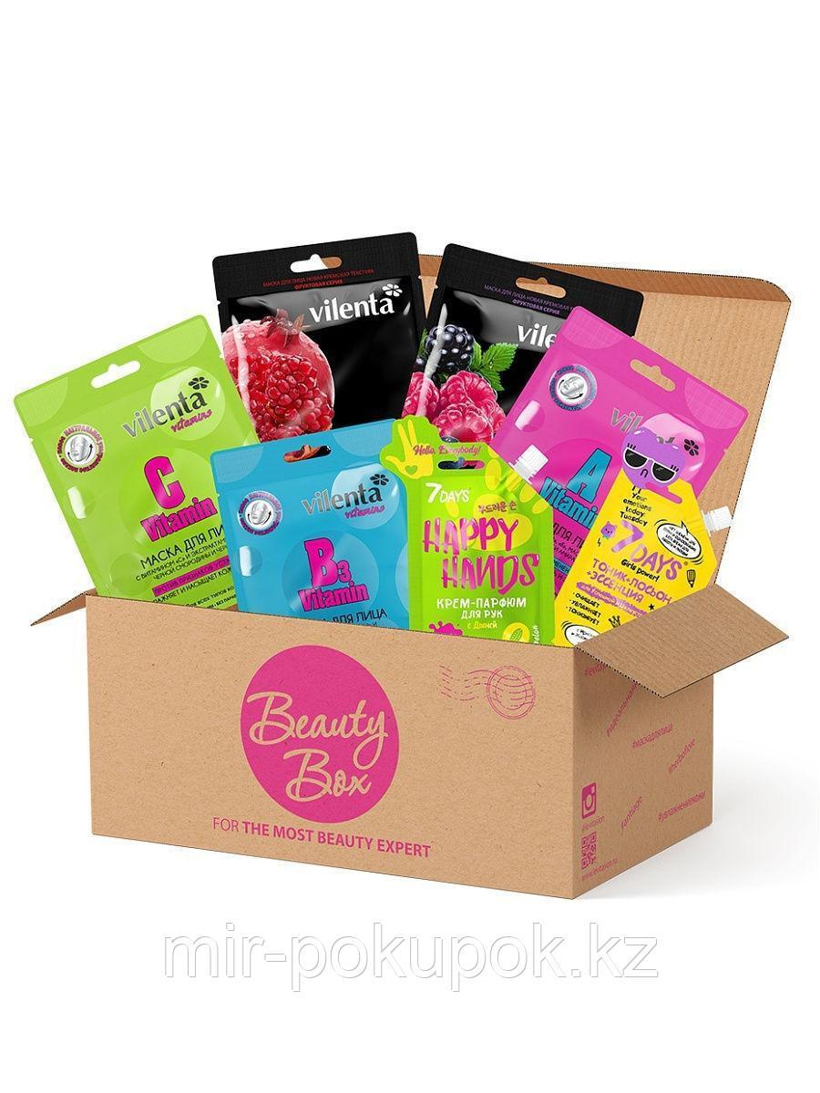 Beauty Box Vilenta MustHave (7 масок), Vilenta