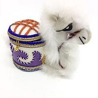 Казахские национальные сувениры. Мягкая игрушка для тойбастар