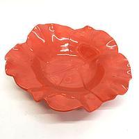 Пластмассовая посуда тарелка