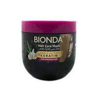 Маска для волос 1000мл Bionda с кератином и экстрактом чеснока KERATIN & Garlic Extract