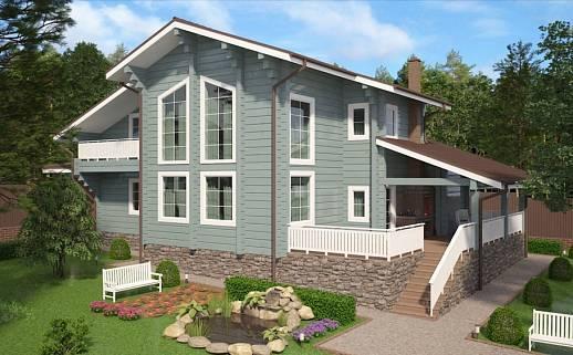 Проект дома №2285