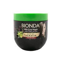 Маска для волос 1000мл Bionda с кератином и маслом оливы KERATIN & OLIVE OIL