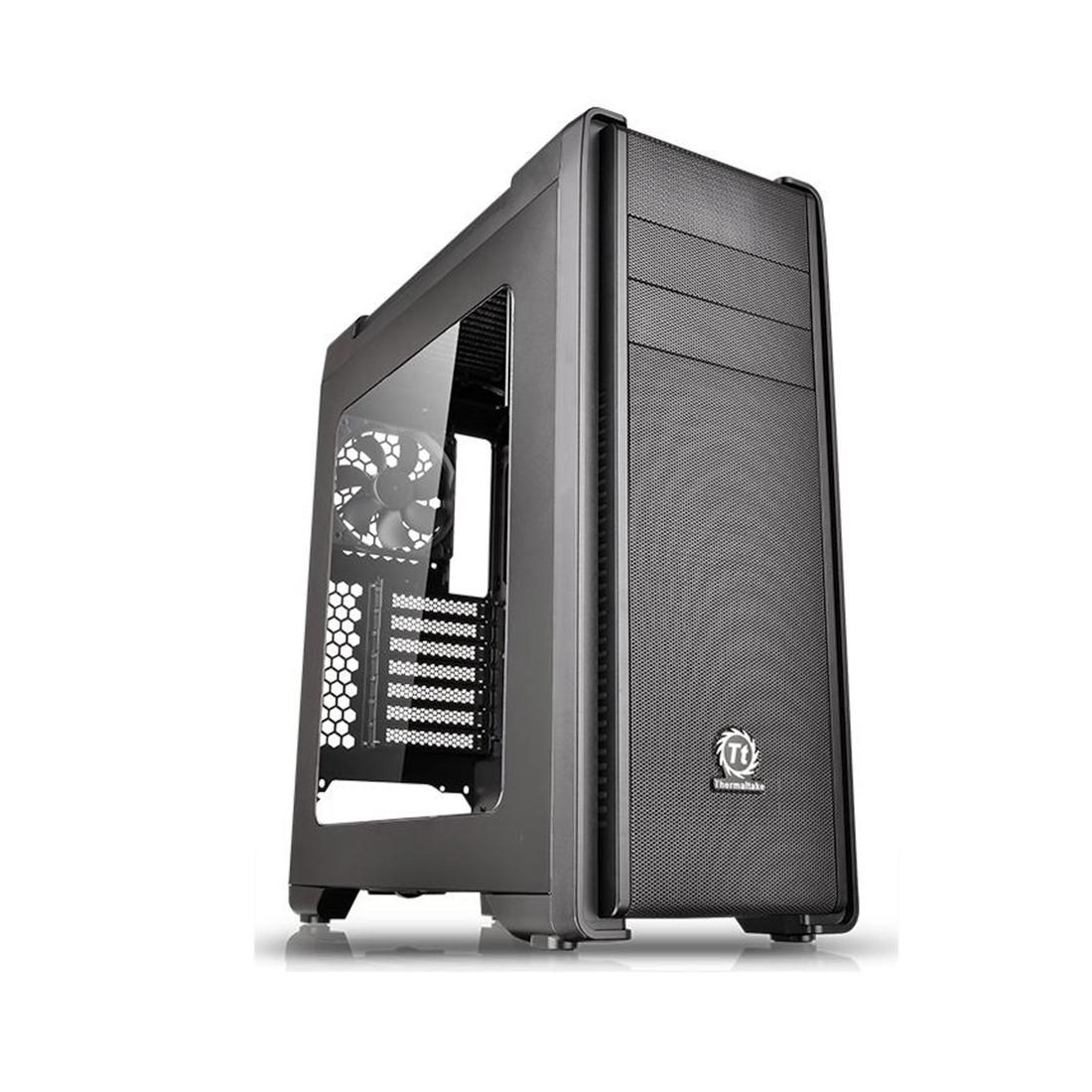 Компьютерный корпус Thermaltake Versa C21 RGB Black