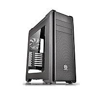 Компьютерный корпус Thermaltake Versa C21 RGB Black, фото 1