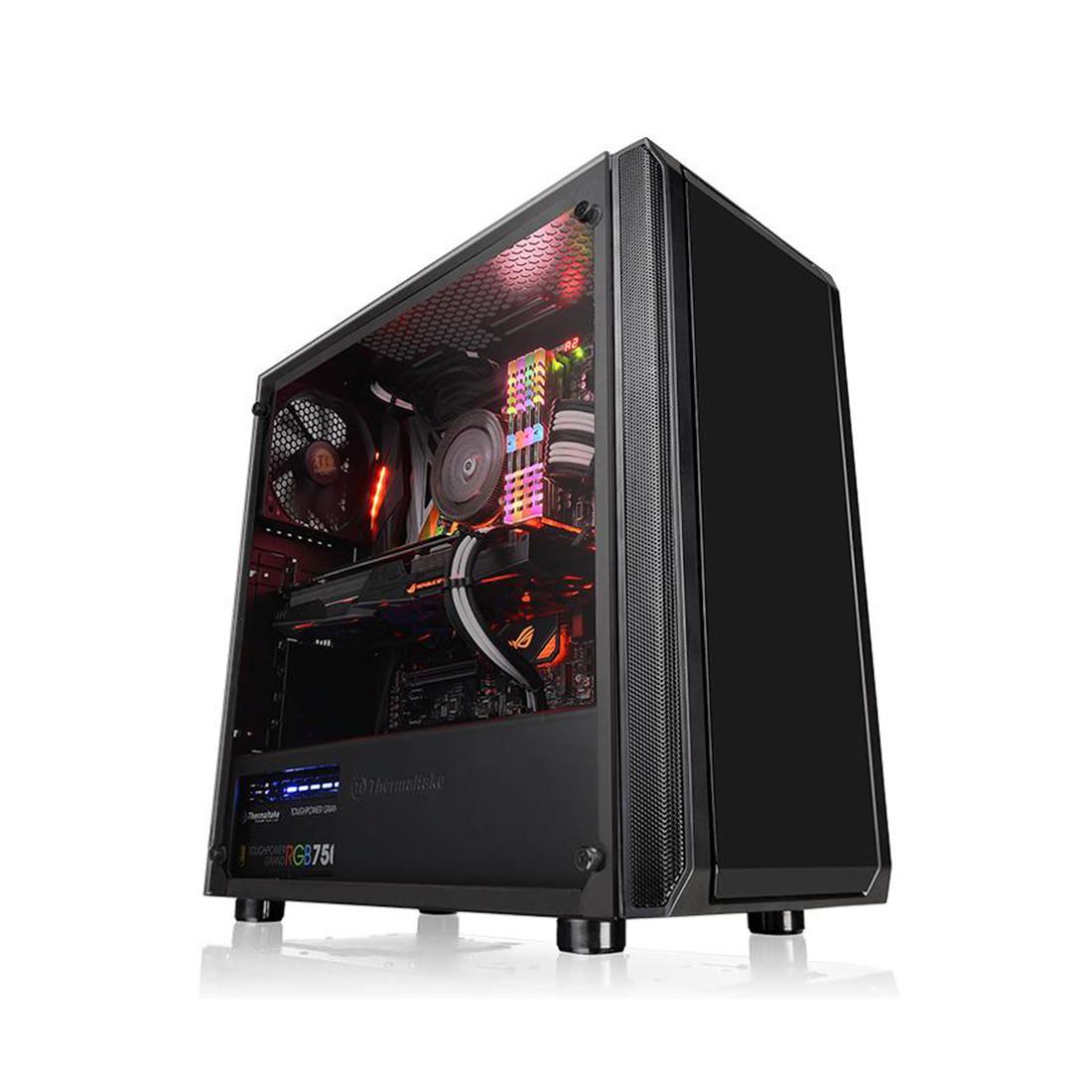 Компьютерный корпус Thermaltake Versa J23 TG
