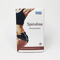 Гель Капсулы для поxудения Spirulina Спирулина 36 капсул