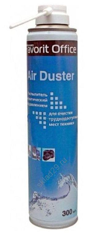 """Пневматический распылитель под давлением F240032 """"FAVORIT OFFICE"""" Балон Air Duster,"""