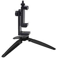 Настольный штатив для смартфонов Jinbei L-10 Desktop Tripod Leg + Поворотное крепление для смартфона EQ-2