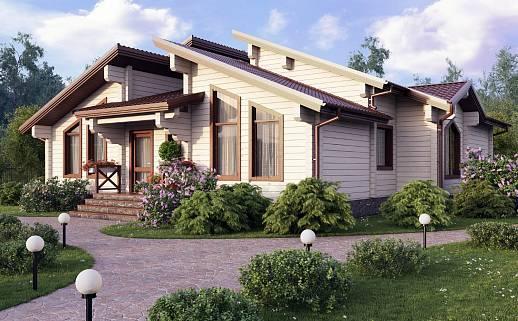 Проект дома №281