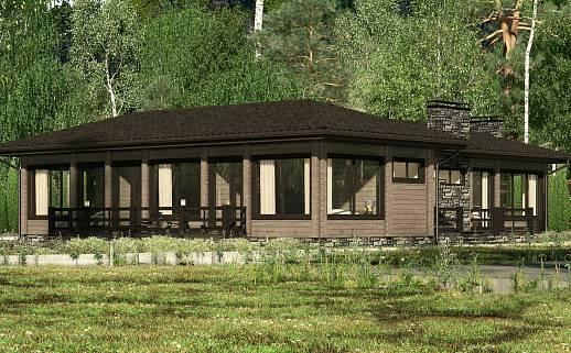Проект дома №2236
